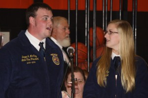 FFA members talk about their organization