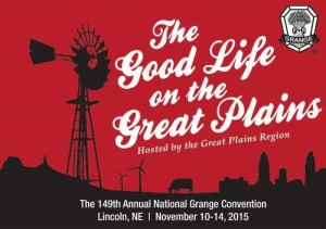 National Grange Convention 2015