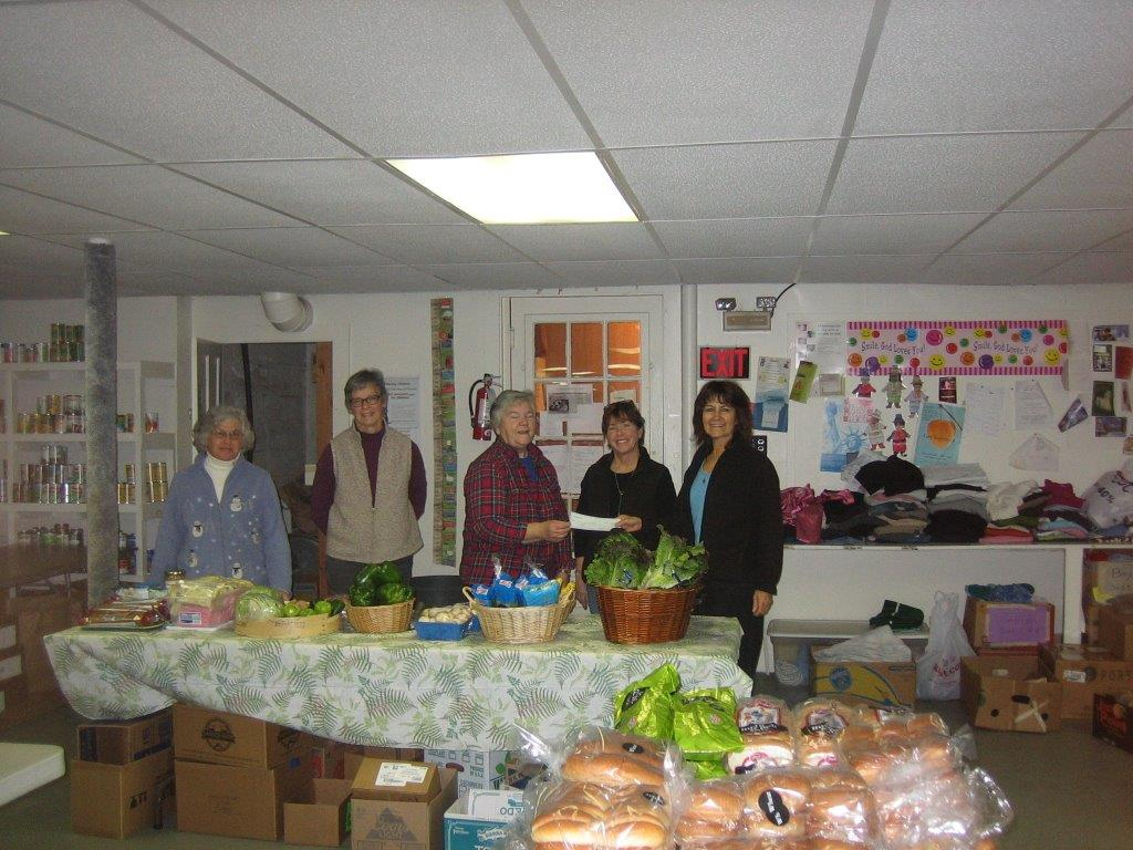 Mount Vernon Maine Food Bank